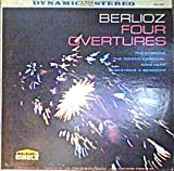 Berlioz Four Overtures: The Corsair, The Roman Carnival, King Lear, Beatrice & Benedict