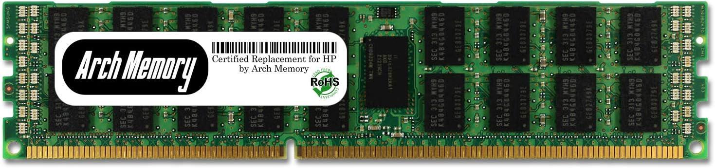 687465-001 672612-081 684031-001 16GB PC3-12800 RDIMM Memory HP Proliant DL360E