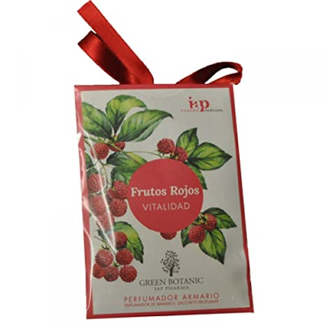 Perfumador Armario Iap Pharma Green Botanic Frutos Rojos
