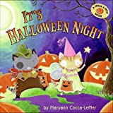 It's Halloween Night, Maryann Cocca-Leffler, 0061256749