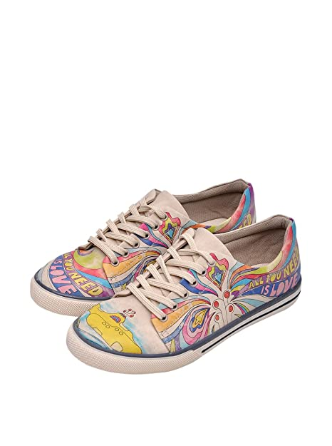 E Dogo Sneaker Love Need All itScarpe Borse Beige Is 40Amazon You Eu FJl13TKc