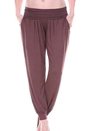 92422331285 White Mark Women s Harem Pants