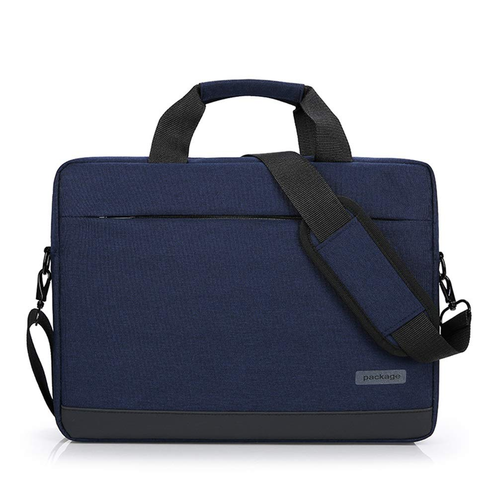 Laptop Messenger Bag Laptop Bag 14,15,15.6 Inch Briefcase Shoulder Messenger Bag Water Repellent Laptop Bag Satchel Tablet Bussiness Carrying Handbag Laptop Sleeve for Women and Men Briefcase Laptop M