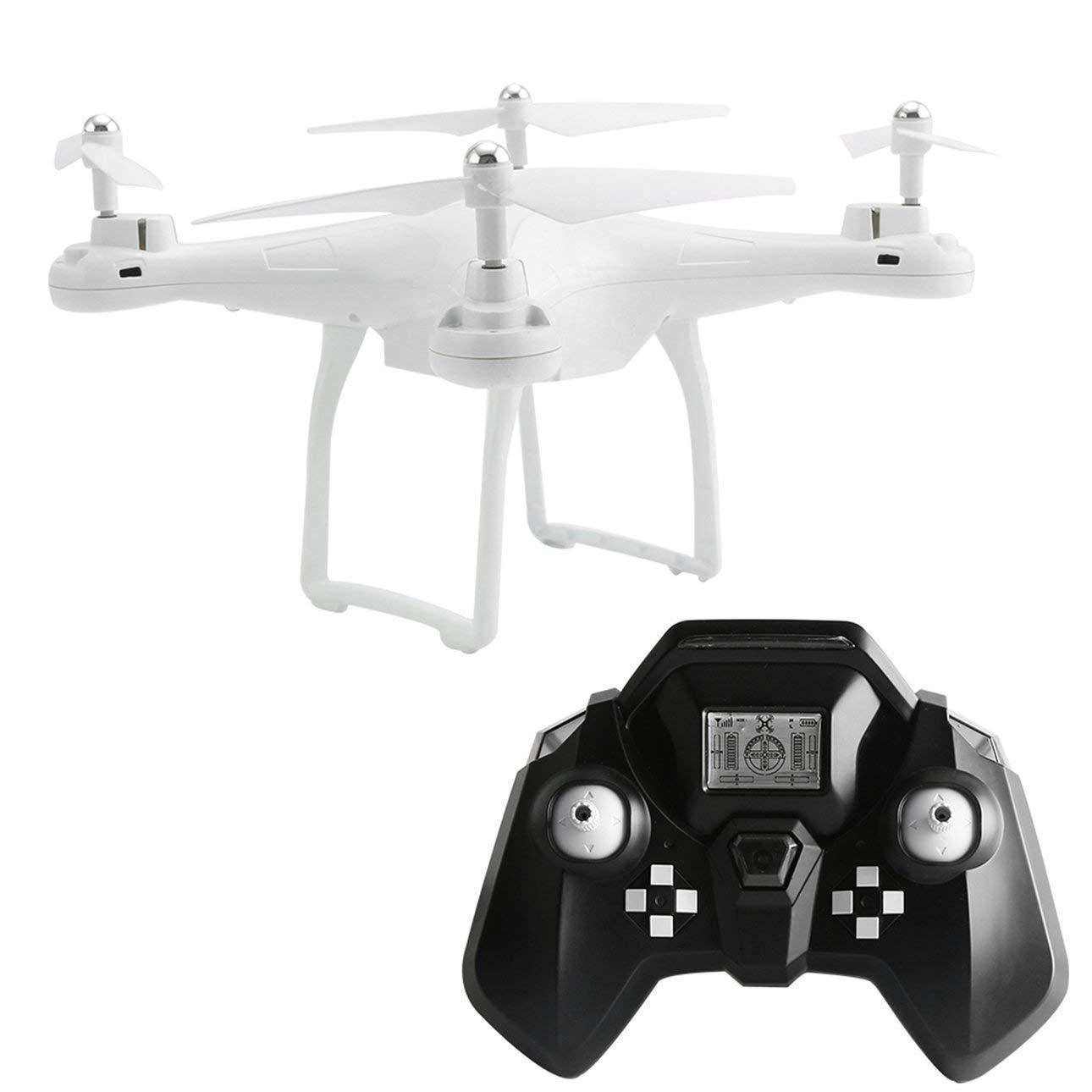 Liobaba S10 2.4G RC Drone LED Light Headless Mode One Key Return 3D Flips Mini Remote Control Quadrocopter Children