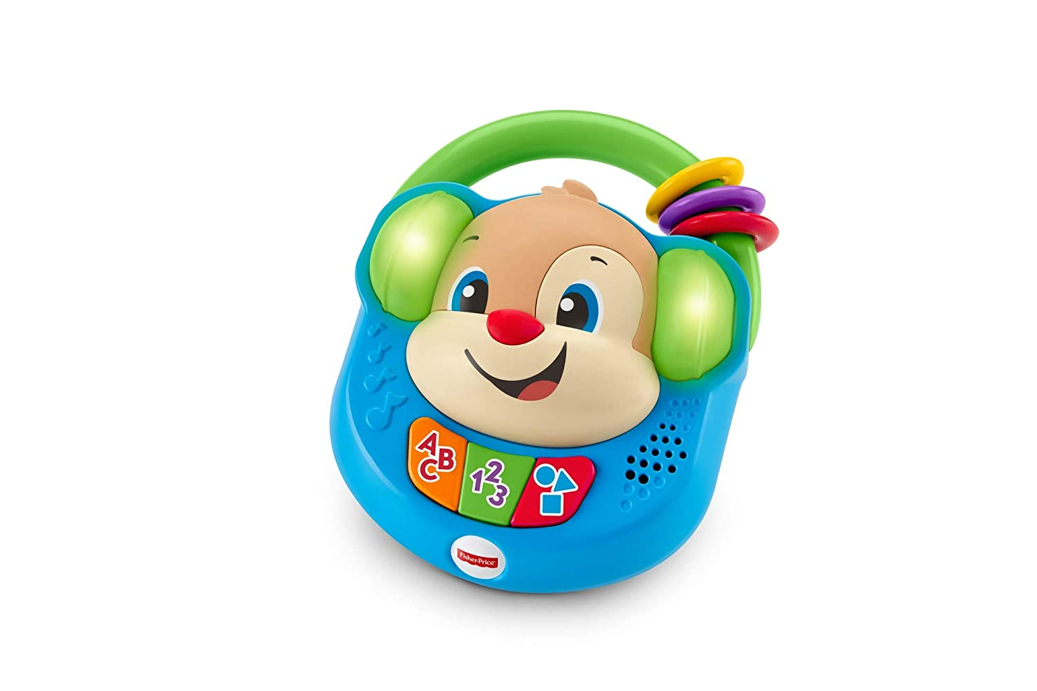 Fisher-Price fpv03  Laugh/Learn Singen und Lernen Musik Player Mattel 887961616590