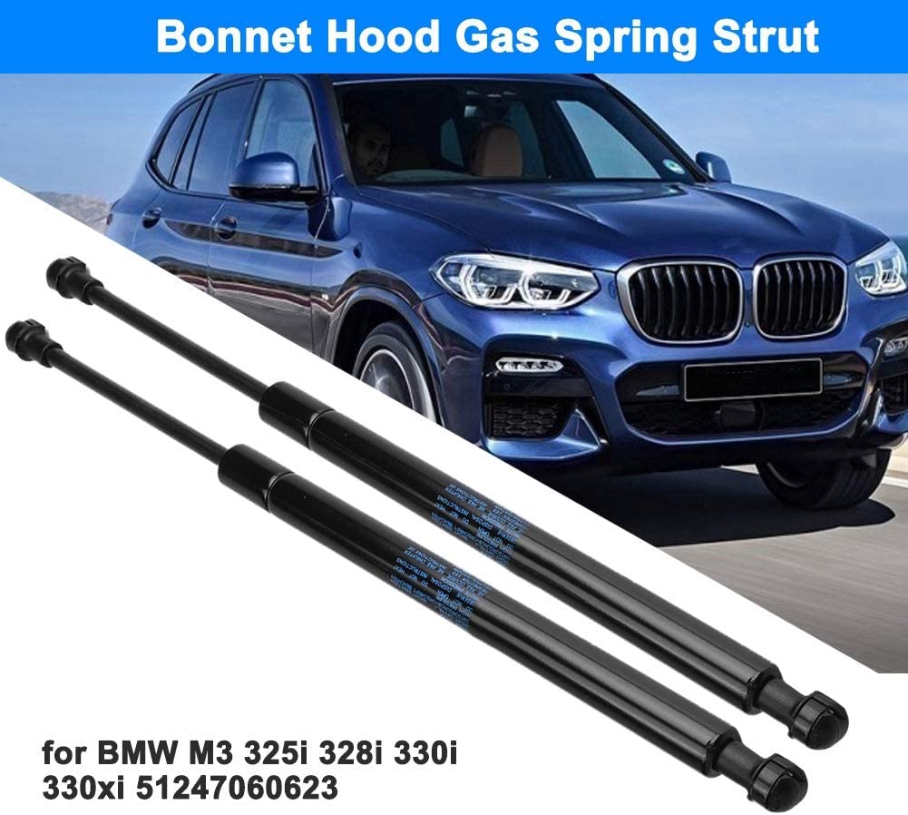 Gorgeri 1 Pair Trunk Lid Lifting Bracket Lift Support OE 51247060623 for B MW 3 Series E90 325 328 330 335 M3