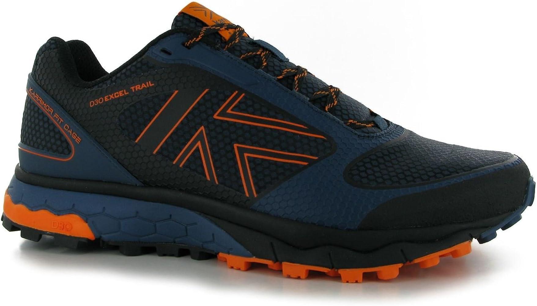 Karrimor Excel Trail 2 Zapatillas de Running Deportivas Zapatillas de Encaje, Color, Talla 8 UK: Amazon.es: Zapatos y complementos