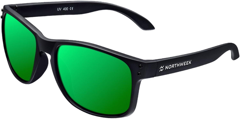 Northweek NDB300002 - Gafas de sol Bold Venice, color de la lente verde