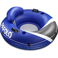 Pool Floats Adult, Lake Floats for Adults Heavy Duty, Water Floats for Adults, River Run I Sport Lounge with Headrest…