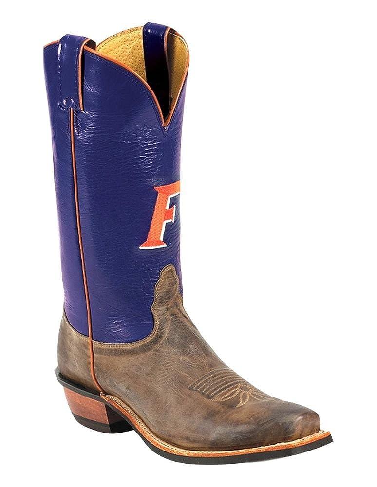4b7ae587536 Amazon.com | Nocona College Men's University Of Florida Cowboy Boot ...