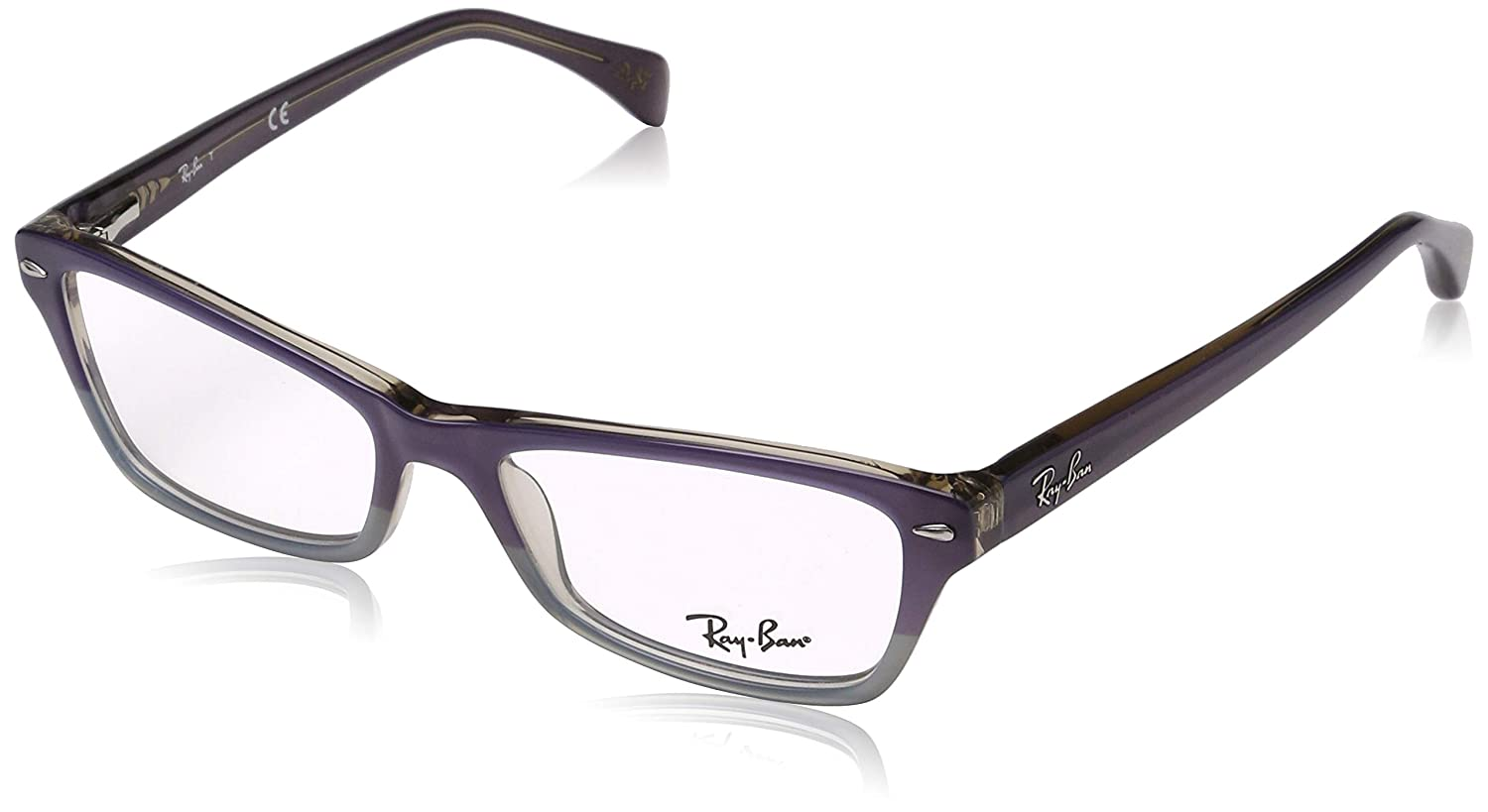 Ray-Ban - RX 5150,Geométrico acetato mujer