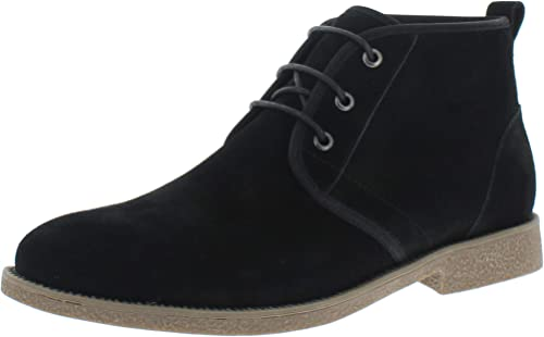 Khombu Mens Chester Insulated Suede