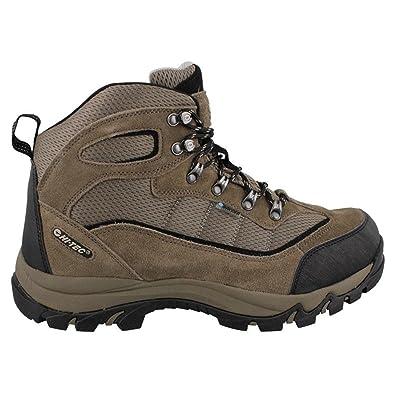 8a430a01228 Amazon.com | Hi-Tec Skamania Mid WP Men's Hiking Boot, Smokey Brown ...