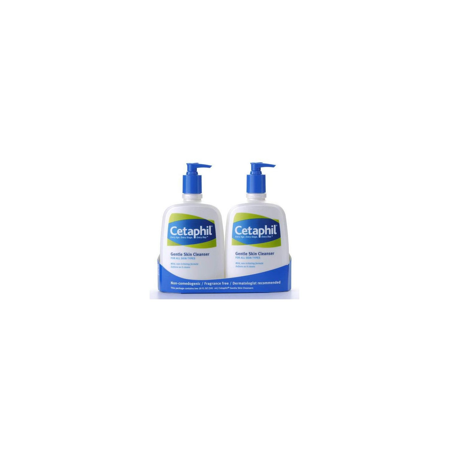 Amazon Com Cetaphil Moisturizing Lotion 20 Oz 2 Pack