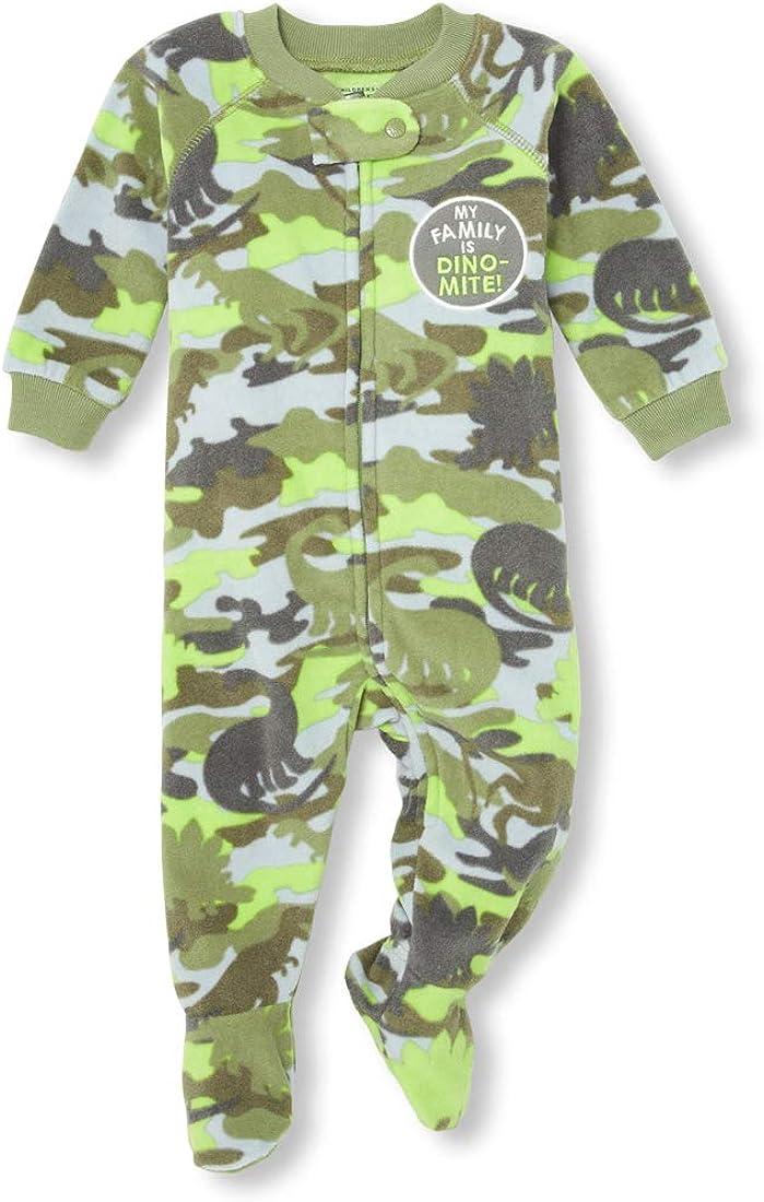 The Childrens Place Baby Boys Zip Blanket Sleeper