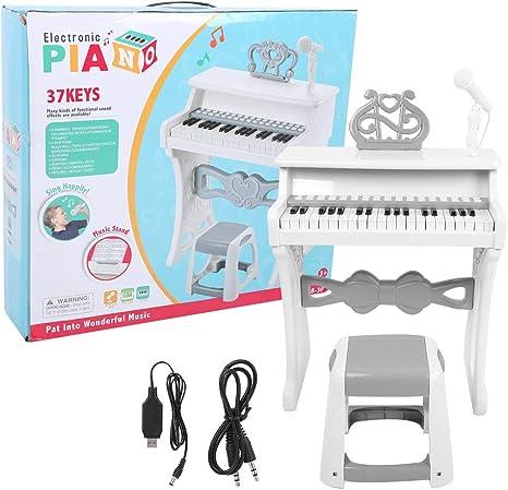 Juguete musical Regalos para niñas Juguete para piano ...