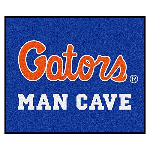 - NCAA University of Florida Gators Man Cave Tailgater Rectangular Mat Area Rug