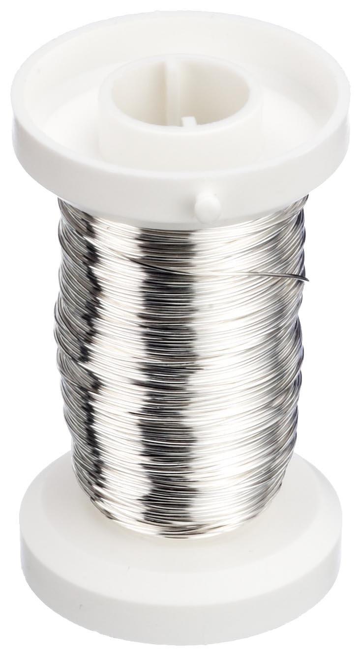 Gütermann  KnorrPrandell De alambre rollo de plata de  mm Importado