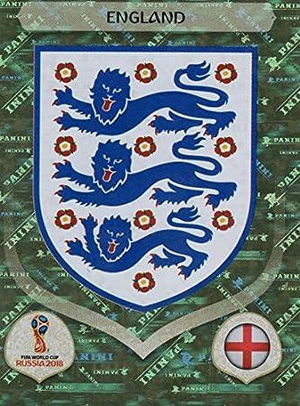 Panini WM 2018 World Cup Russia England England Sticker 572 Emblem
