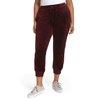 Sanctuary Velour Track Joggers at Women's Clothing store