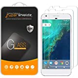 (2 Pack) Supershieldz for Google Pixel (1st Generation, 2016 Release) Tempered Glass Screen Protector, 0.33mm, Anti…