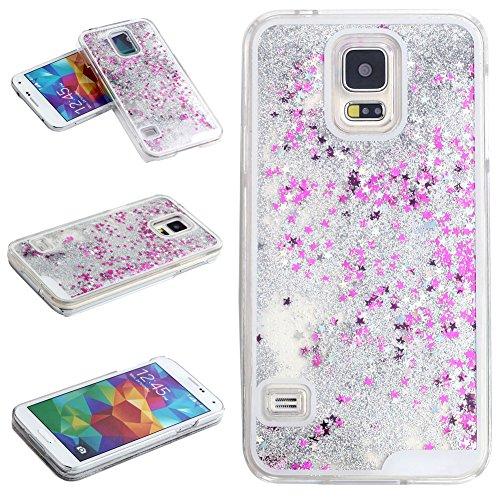 Samsung Case Yerwal Transparent Plastic Quicksand product image