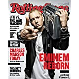 Eminem Rolling Stones Cover Wall Poster Print Art Decoration 16x20 Inches
