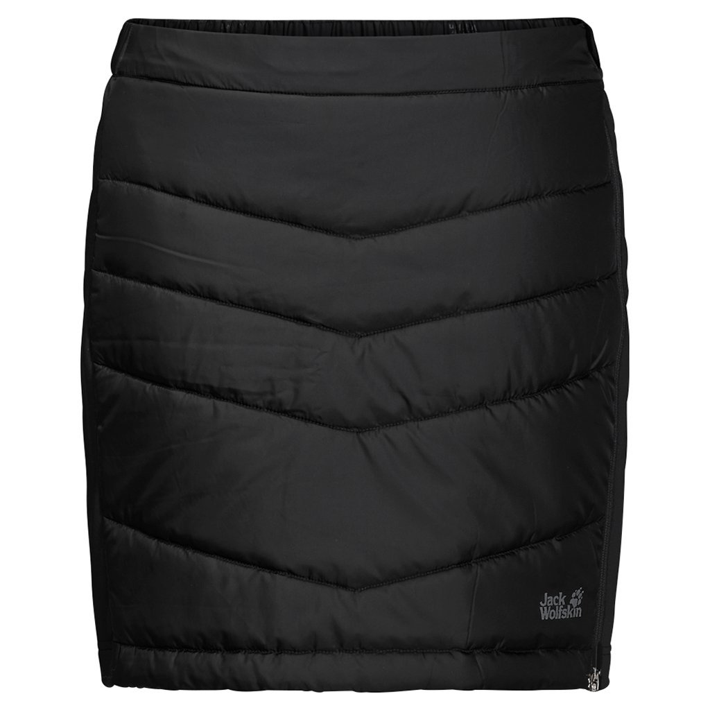 Jack Wolfskin Women's Atmosphere Skirt, Black, X-Large