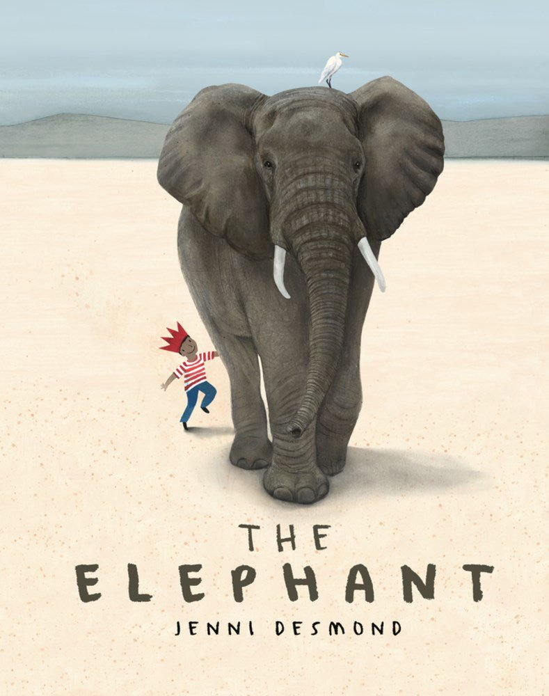 The Elephant by Enchanted Lion Books (Image #1)