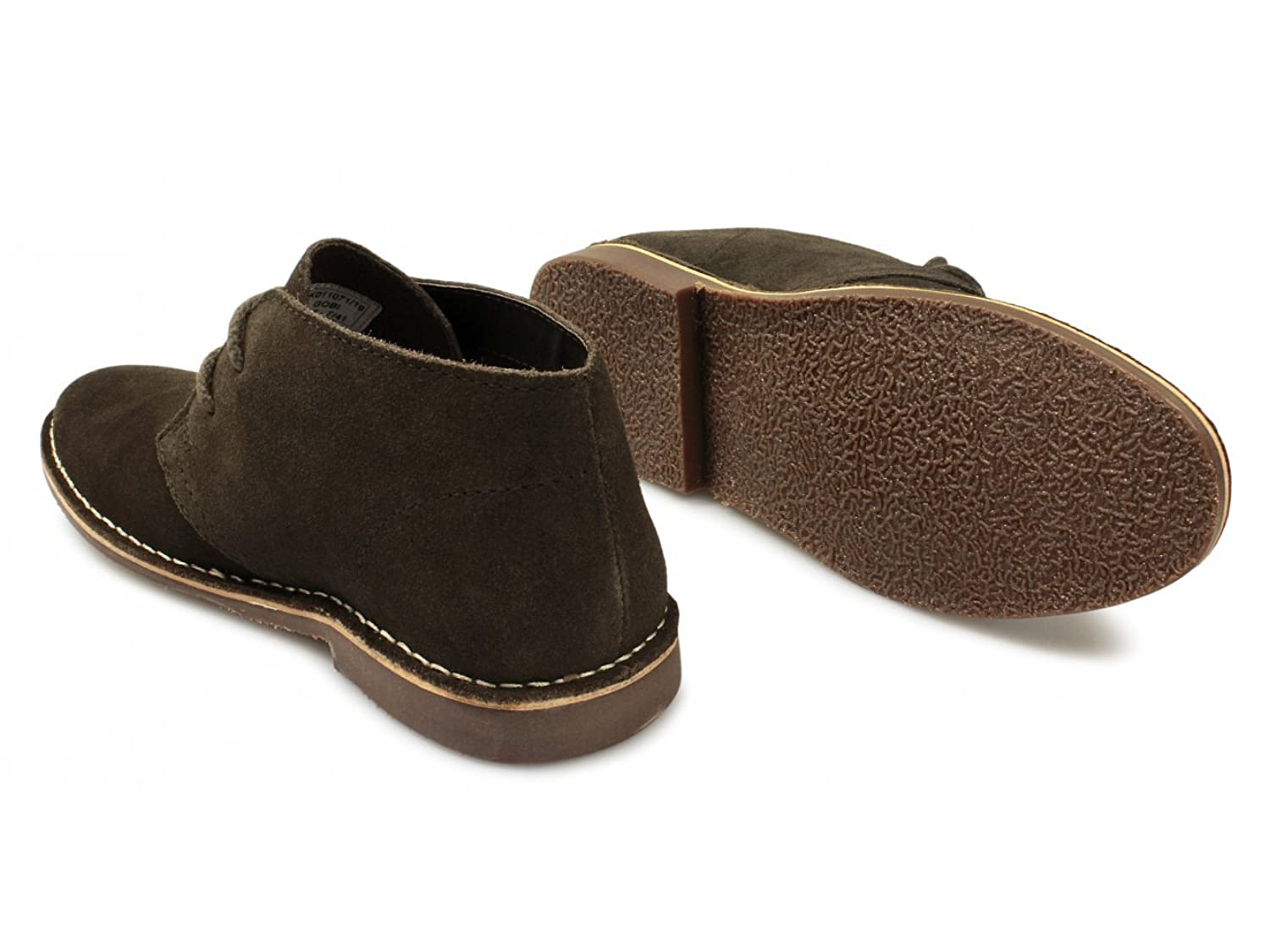 Red Tape GOBI II Mens Suede Leather Desert Boots Brown UK 9: Amazon.co.uk:  Shoes & Bags