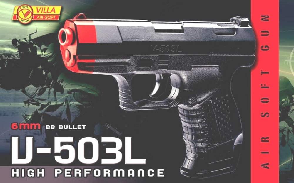 U-503L Villa Giocattoli High Performance Assembled Model Replica in Scala 1:1 Air Sport