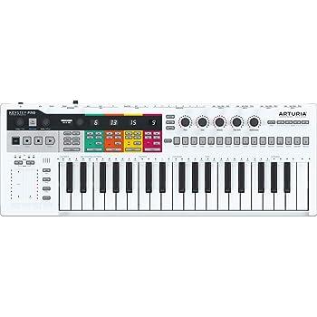 Arturia KeyStep Pro 37-key Controller