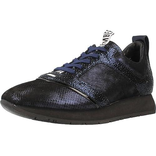 Calzado Deportivo para Mujer, Color Azul, Marca BIKKEMBERGS, Modelo Calzado Deportivo para Mujer BIKKEMBERGS BKW101658 Azul: Amazon.es: Zapatos y ...