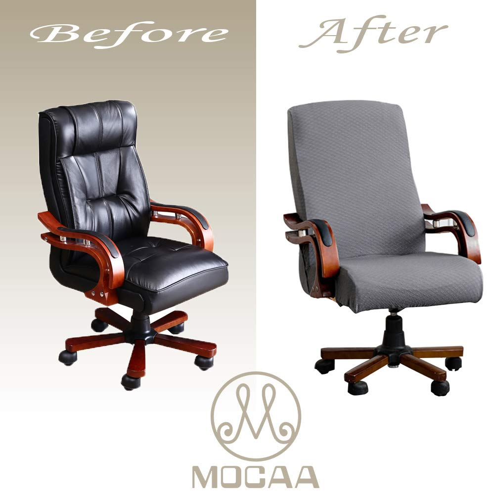 Amazon.com: MOCAA M009 - Fundas para silla de ordenador de ...