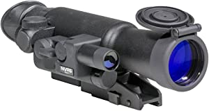 Best Night Vision Scope for Coyote Hunting Reviewed in 2021 – Top 5 Picks! 2