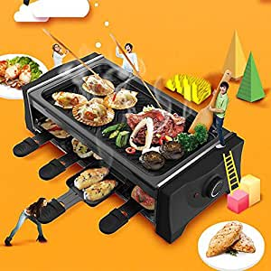 Amazon.com: 46 X 13X21 CM Electric Teppanyaki Table Grill