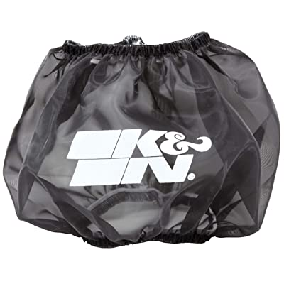 K&N AC-1012DK Black Drycharger Filter Wrap - For Your K&N AC-1012 Filter: Automotive