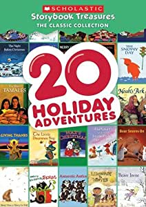 Amazon.com: 20 Holiday Adventures - Scholastic Storybook