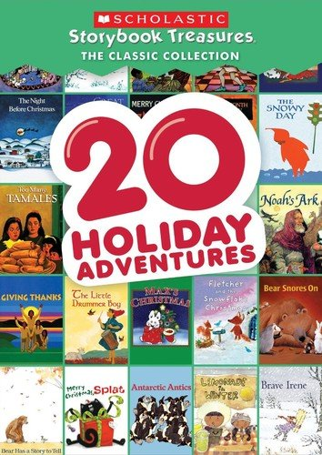 20 Holiday Adventures - Scholastic Storybook -