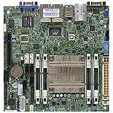 Supermicro Mini ITX A1SRI-2558F-O Quad Core DDR3 1333 MHz Motherboard and CPU Combo