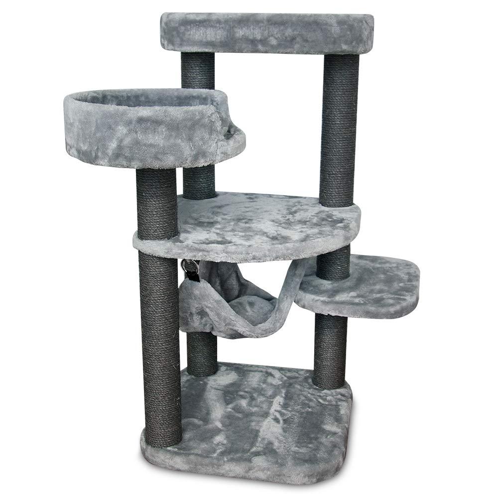Best Pet Supplies CTF01 Cat Tree Cat Condo, 40''