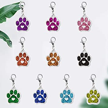 20pcs Emaille Charms Anhänger Tier Perlen Schmuckherstellung Großhandel