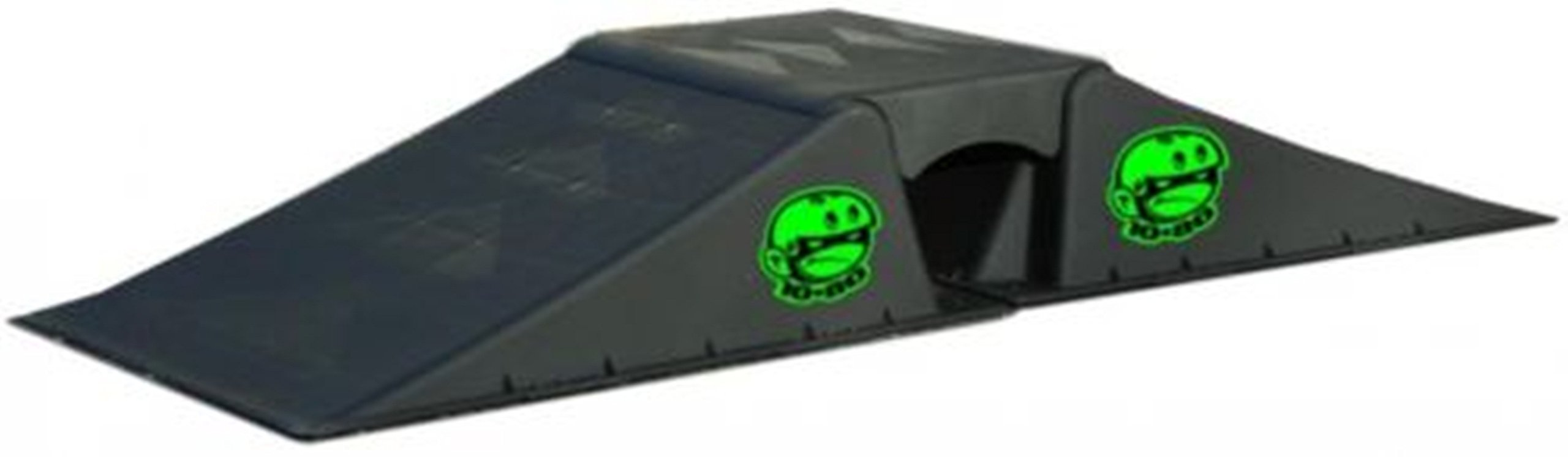 1080 Skate Ramp Jump Skateboard Kids Scooter BMX Park System Inline Boarder by Generic