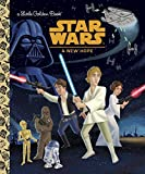 img - for Star Wars: A New Hope (Star Wars) (Little Golden Book) book / textbook / text book