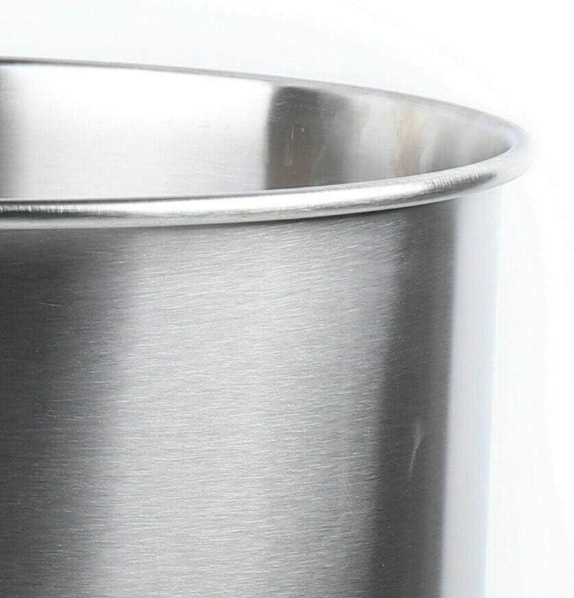 Korrosion und Kratzer Trichter f/ür Fl/üssig und Pastenf/üllmaschine 40L Edelstahl Trichter Lebensmittel Trichter Gegen S/äure und Alkali