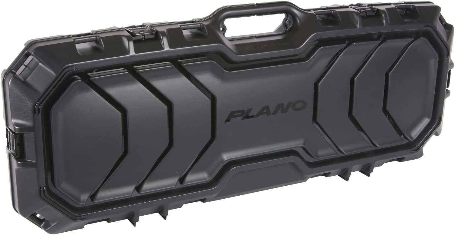 """New Plano Tactical Series Pistol Case Storage Molded Heavy Duty Handle 18/"""""""