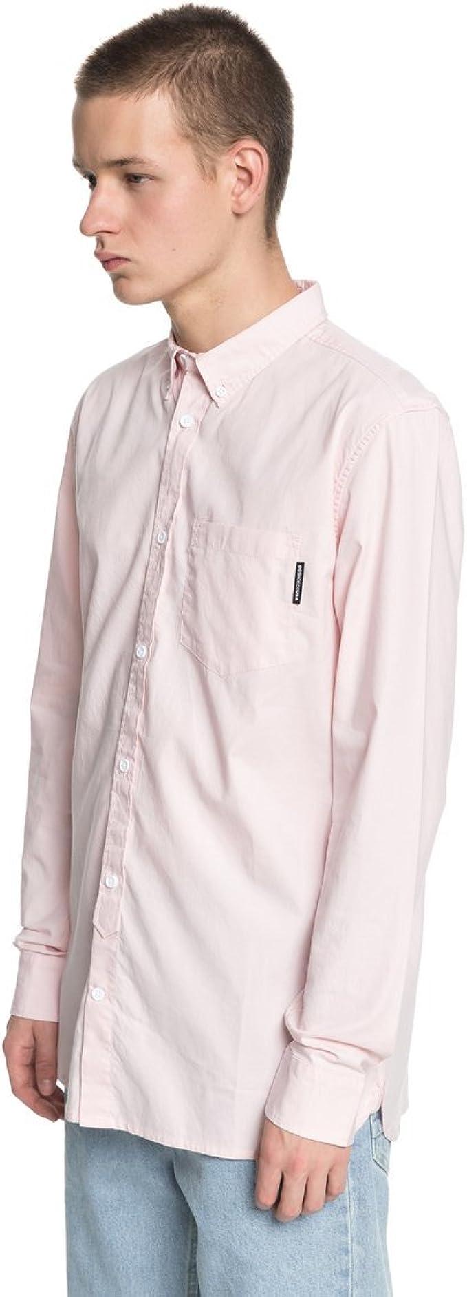 DC Shoes Classic Oxford Light - Camisa de Manga Larga para Hombre EDYWT03183: Amazon.es: Ropa y accesorios