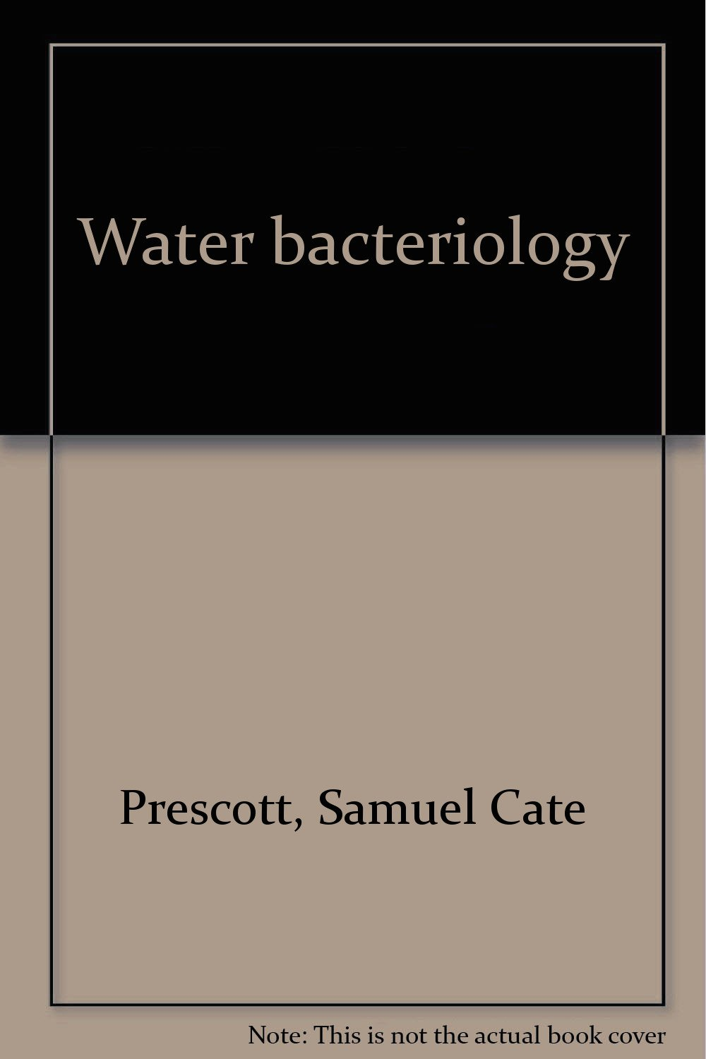water-bacteriology