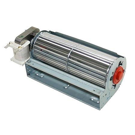 Nuevo Mundo horno Motor de ventilador tangencial: Amazon.es: Hogar