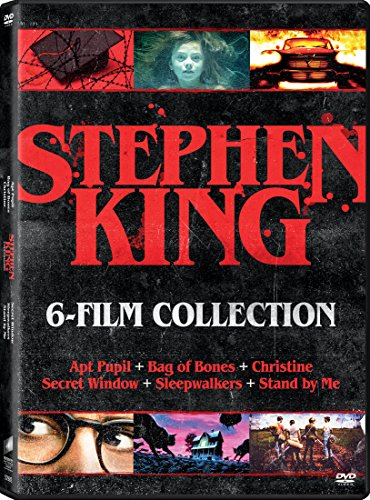 Apt Pupil / Secret Window / Bag of Bones (Mini-Series) / Christine (1983) / Sleepwalkers (1992) / Stand by Me - Set by Sony Pictures
